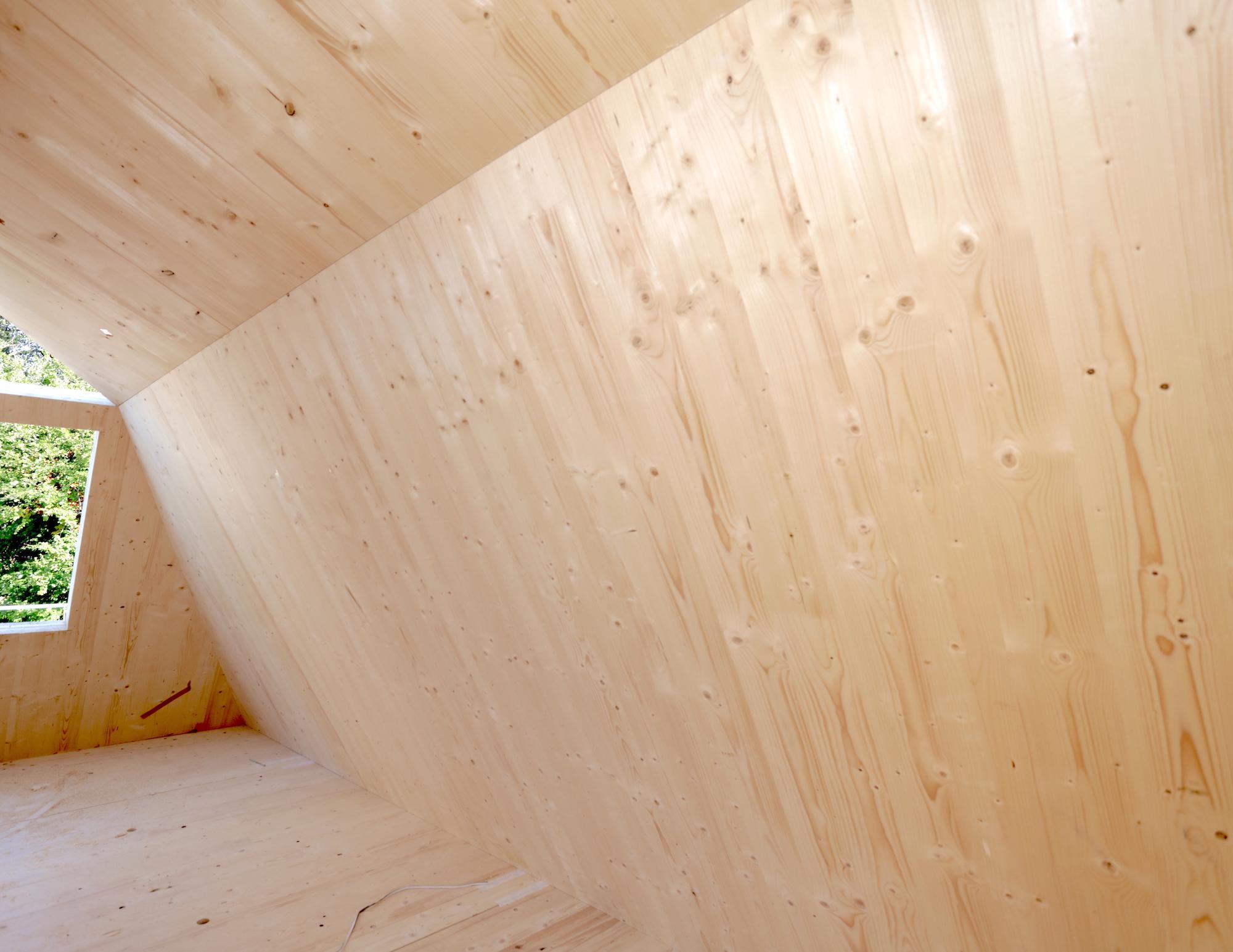 Komplexe Planung und Umsetzung in Brettsperrholz-Bauweise