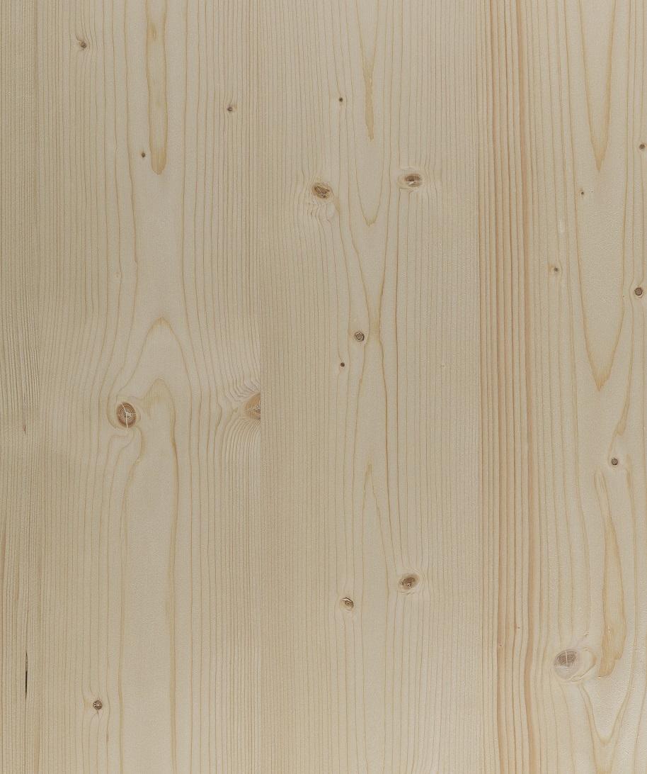 Brettsperrholz mit Fichte Wohnsicht Oberfläche