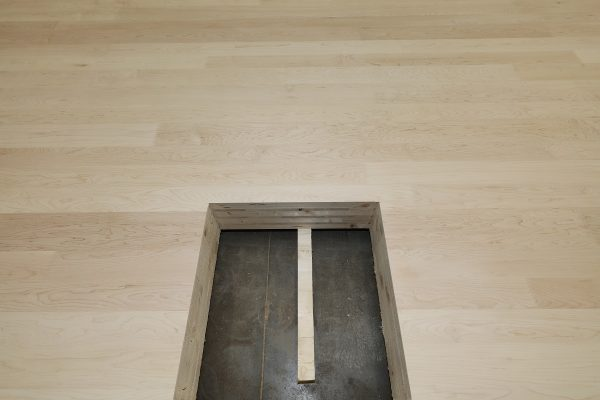 Brettsperrholz mit Exklusivoberfläche Ahorn