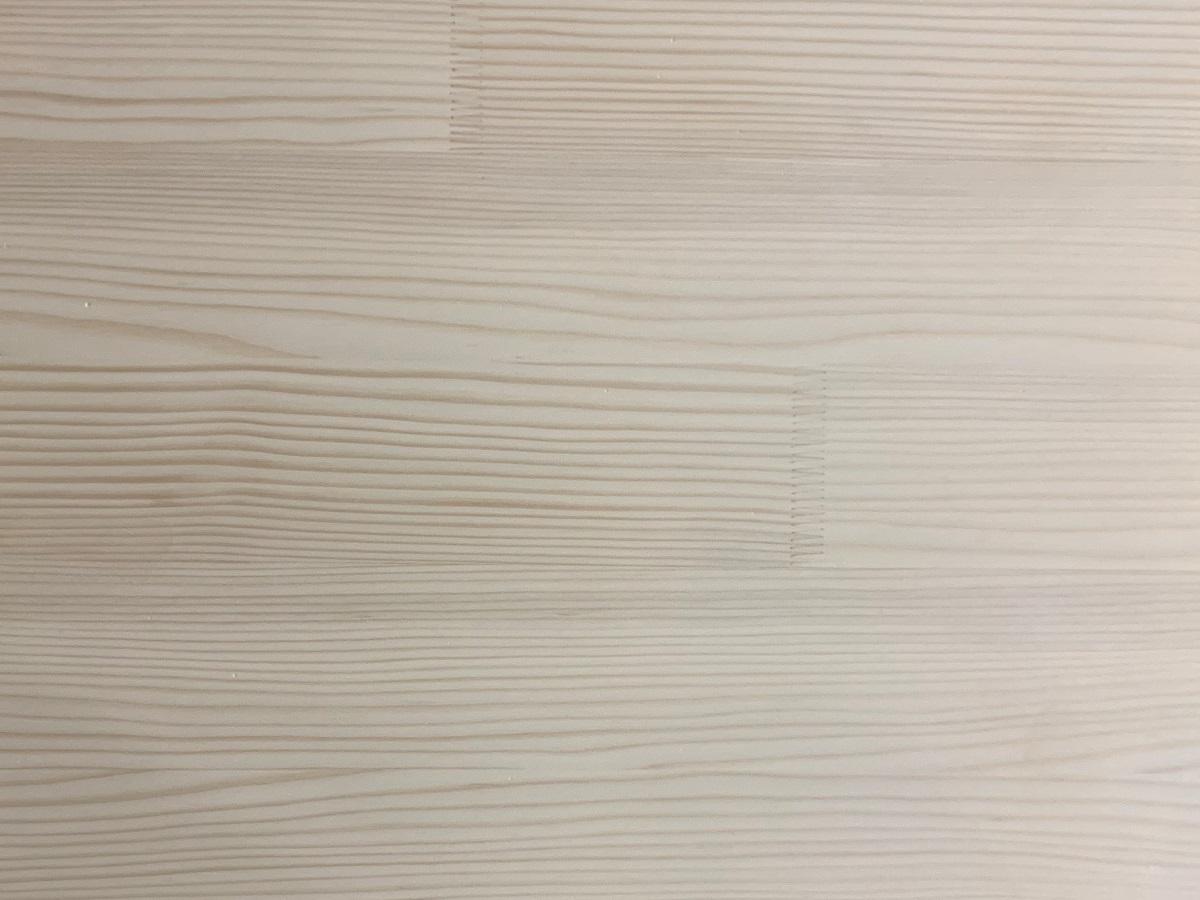 Exklusive Oberfläche in Weißtanne